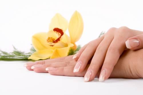 Trattamento efficace di un fungo di unghie su mani