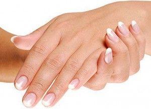 trattamento unghie naturali