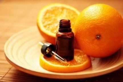 olio essenziale d'arancia