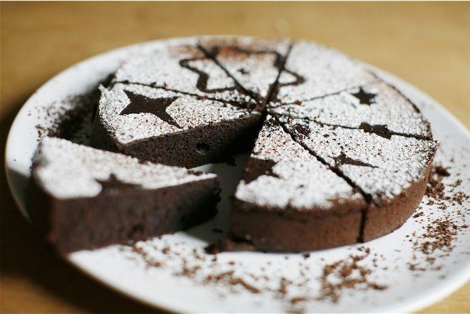 torta veloce cioccolato