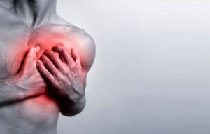 infarto sintomi