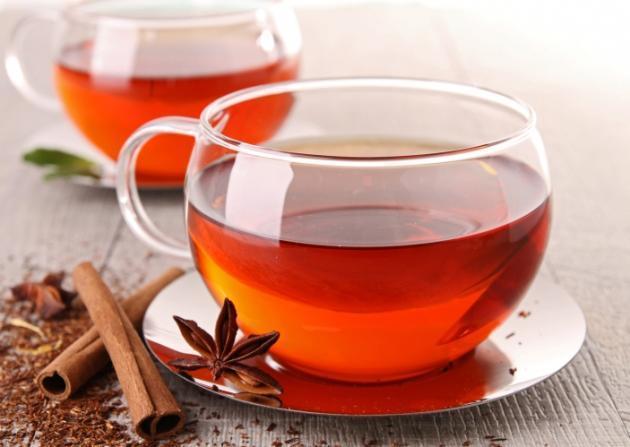 tè rosso benefici