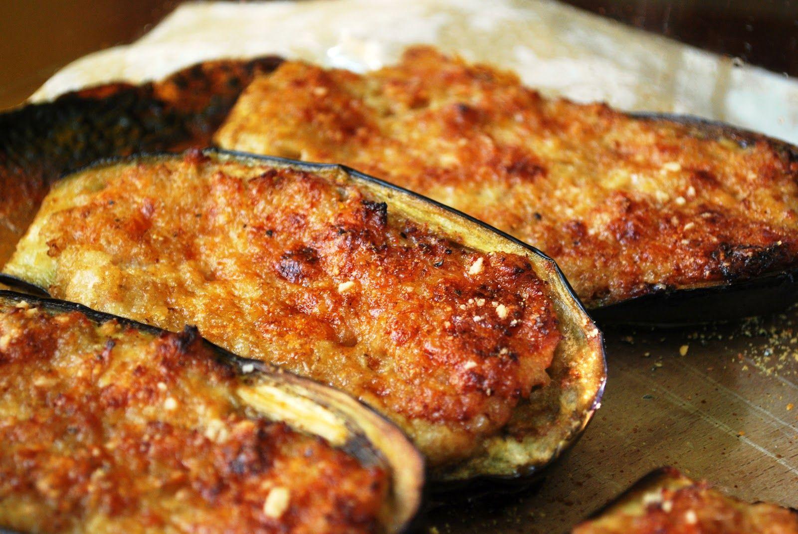 Melanzane ripiene al forno for Melanzane ricette
