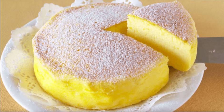 cheesecake tre ingredienti