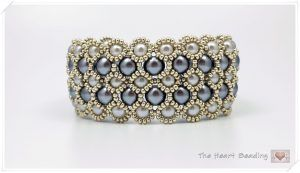 Bracelet with Pearls 01