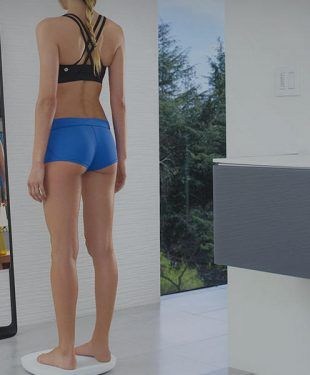 Naked 3D Fitness Tracker