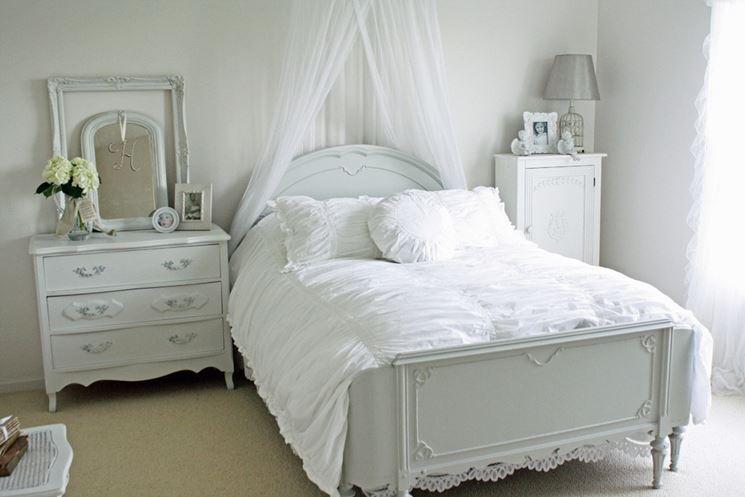 arredare la camera da letto in stile shabby chic ~ logisting.com ... - Shabby Chic Camera Da Letto