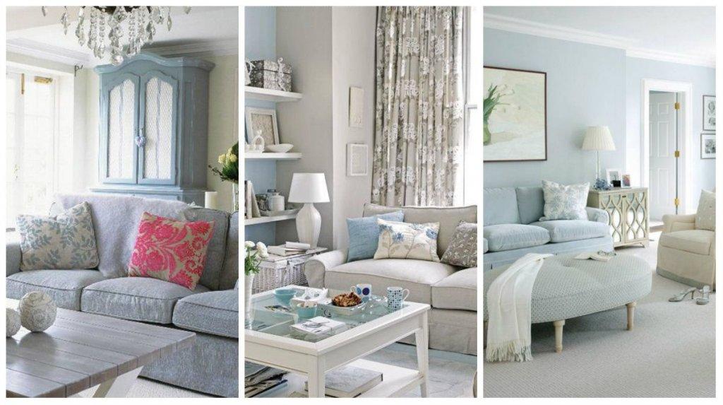 soggiorno bianco azzurro ~ il miglior design di ispirazione e gli ... - Soggiorno Azzurro
