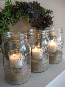 barattoli-con-sabbia-e-candele