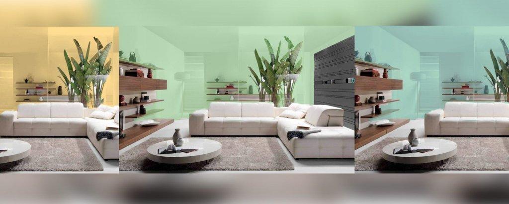 Come cambiare colore alle pareti di casa con il simulatore - Colori alle pareti di casa ...