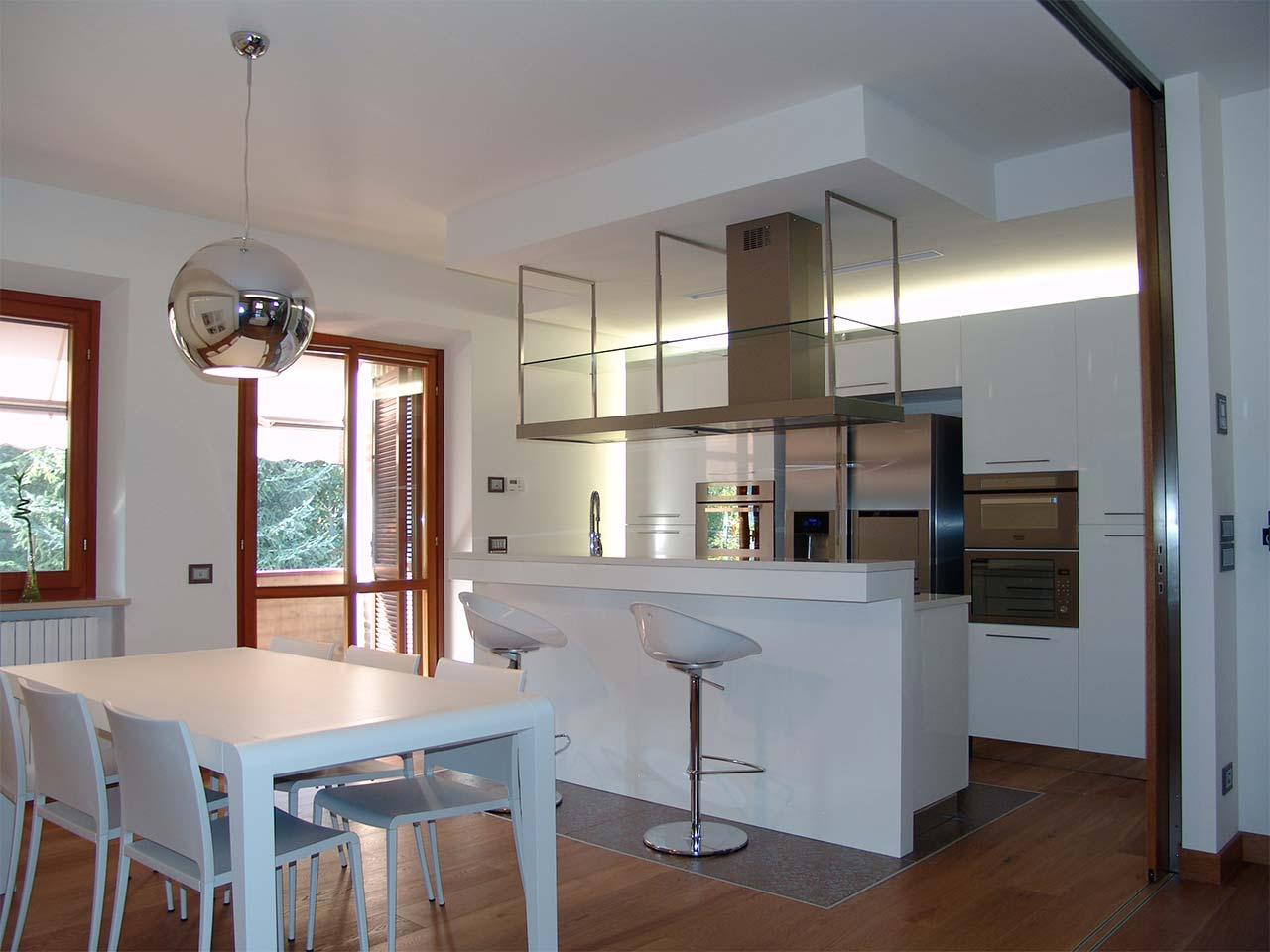 Vetrine sala moderne mondo convenienza - Soluzioni arredo cucina ...