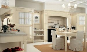 cucina-shabby-rivestita-interamente-legno