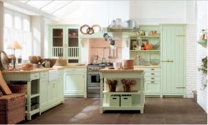 cucina-shabby-verde-chiaro1