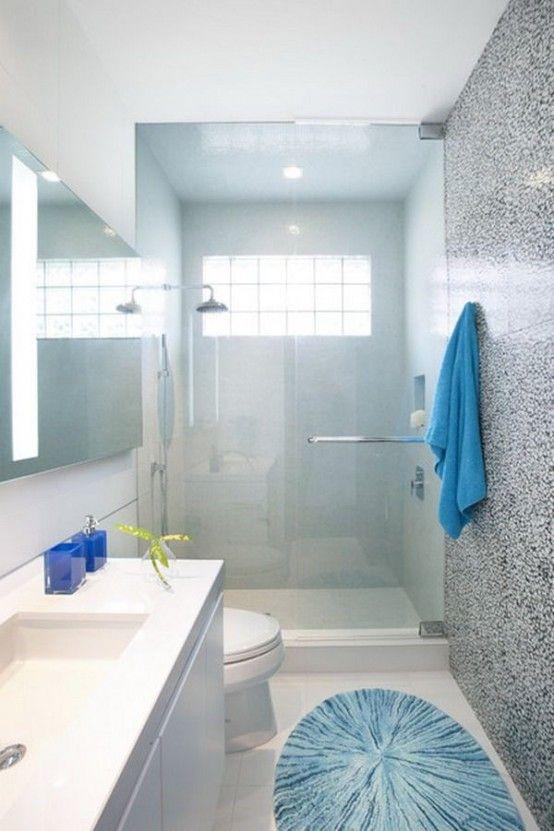 Idee per arredare un bagno piccolo 18